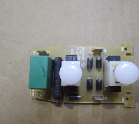 1pc Blender Circuit board switch button Blender part for philips HR1361 HR1362 HR1363 HR1364 <font><b>HR1366</b></font> image