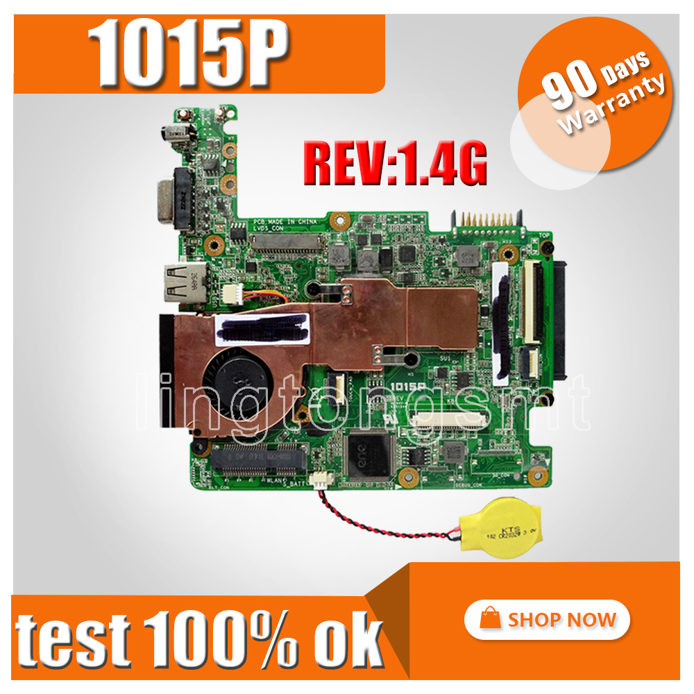 EEE PC 1015P Laptop motherboard for ASUS 1015P 1015 Test original mainboard
