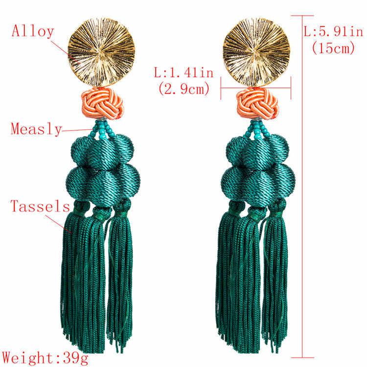 Brand Silver Metal Earrings For Women Big Simple Gold Dangle Earring pendientes za 2018 aretes pendientes de gota best lady za