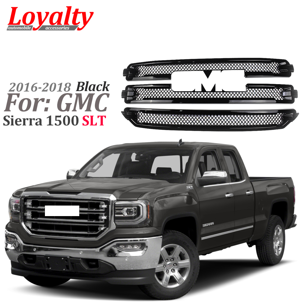 Loyalty Brand Auto Accessories for 2016 2017 2018 GMC Sierra 1500