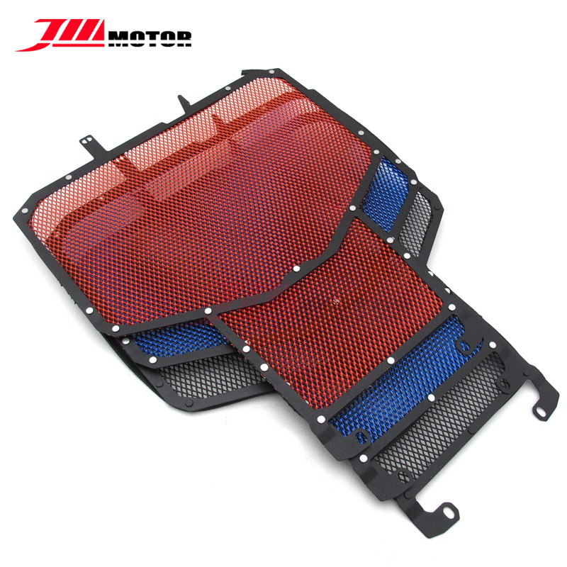 Motorcycle Stainless Steel Radiator Protective Guard Cover Grill Protective Guard Fit For Honda X-ADV XADV 750 2017 2018