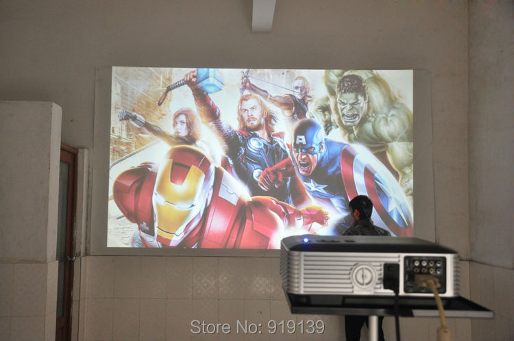 New HD Projector testing pic 5