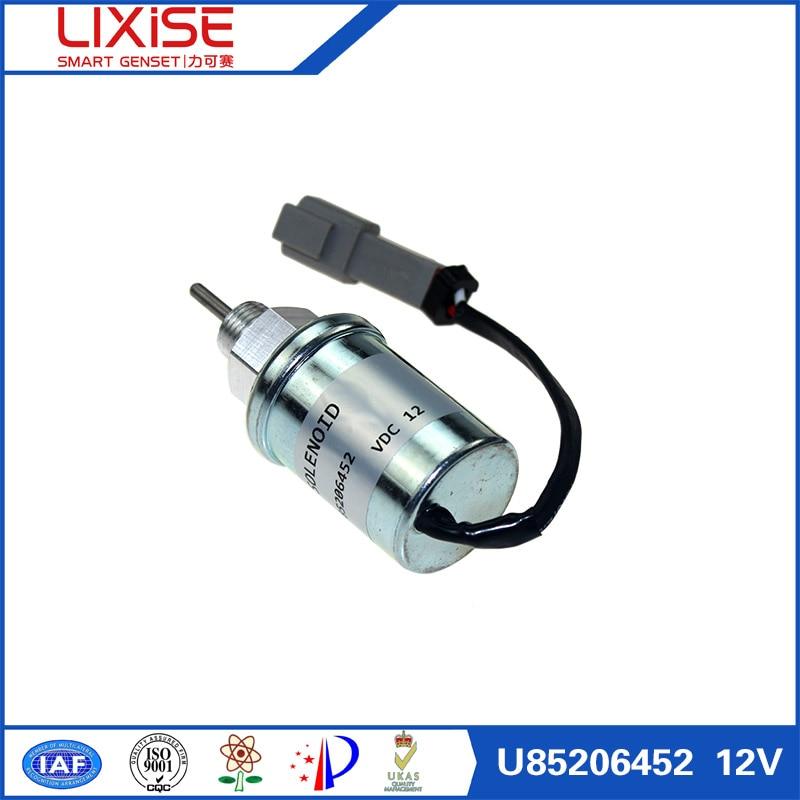 Lixise, дизельный двигатель топливо закрытое Соленоидный клапан U85206452