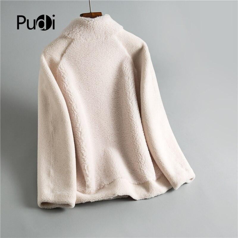 mouton femmes Dernier manteau