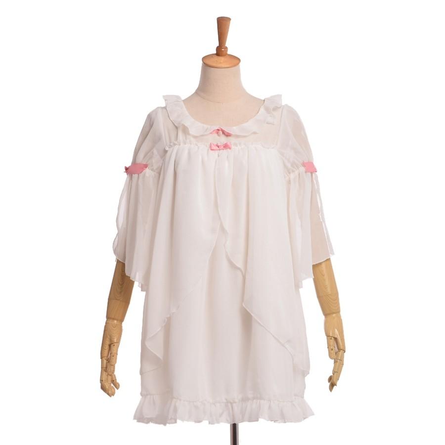 Lolita Chiffon Nightgowns (5)