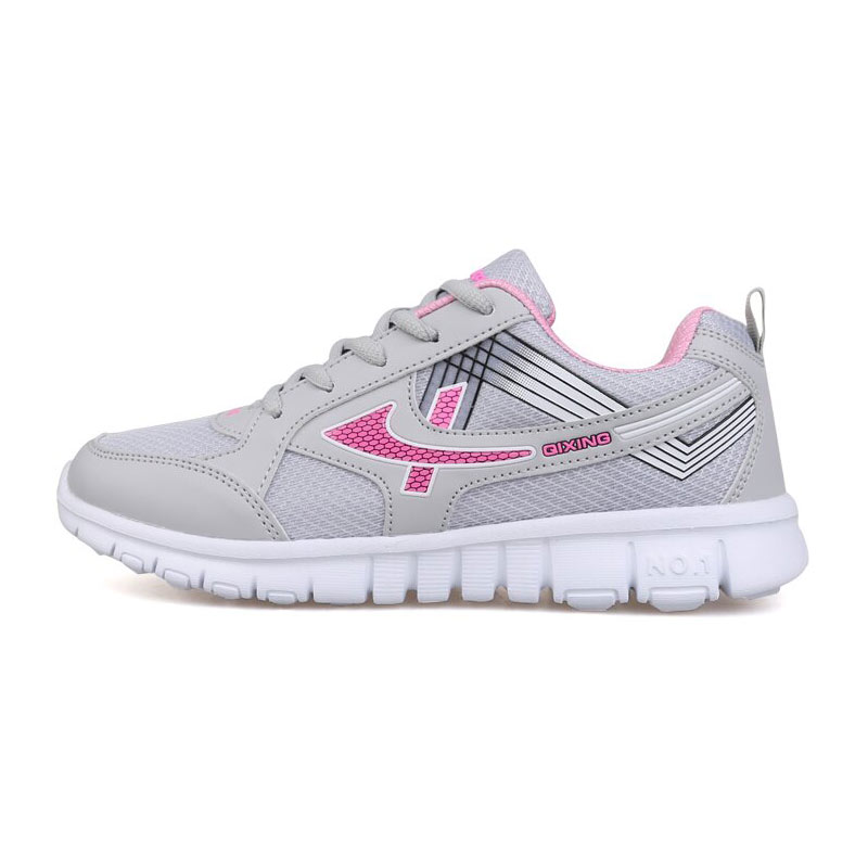on sale 77b5a 2906f Lace-up Woman Casual Walking Shoes New Arrivals Women Breathable Shoes  Fashion Sneakers Shoes 2018 tenis feminino