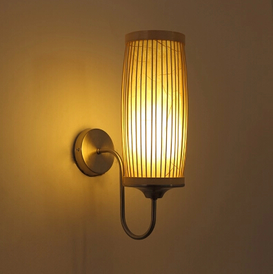 Brief wall lamp rustic bed lamps wall lamp corridor lights stair ...