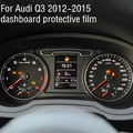High Quality Dedicated Car Automobile HD 4H Instrument Screen Protector For Audi Q3 2012-2015 Dashboard Protection Film