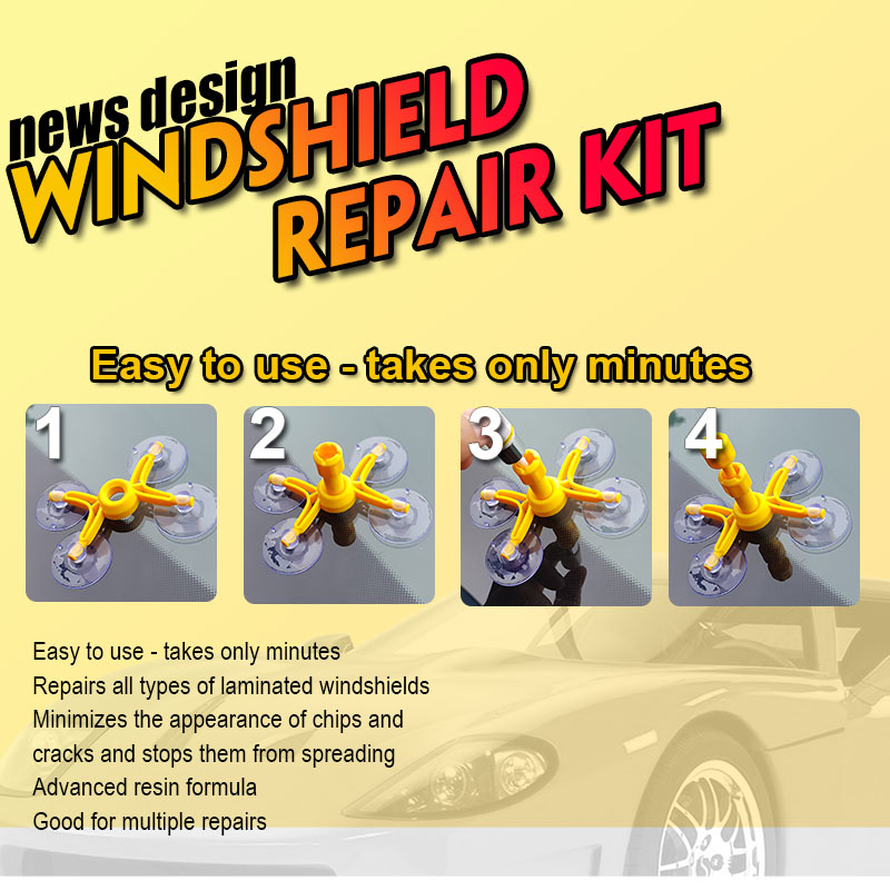 MAIN introduction of windscreen glass repair tool