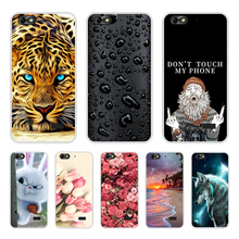 все цены на Soft TPU Case For Coque Huawei Honor 4C Case Silicon Back Cover For Funda Huawei Honor 4C Case for Huawei Honor G Play Play Mini онлайн