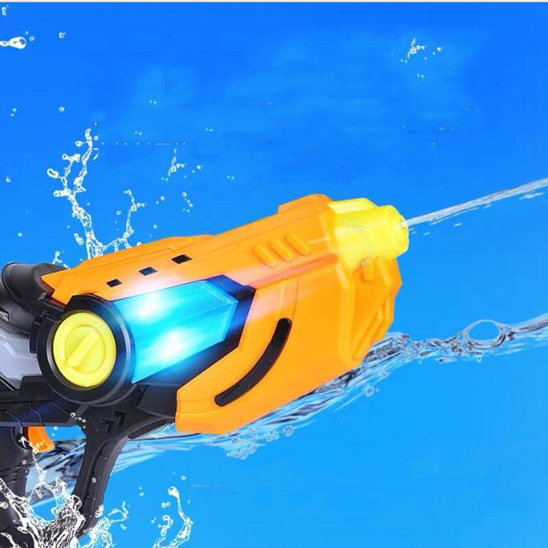 Children's Water Gun Toy Electric Water Spray Gun Boys And Girls Outdoor Drifting Beach Play Water Toys Electric Water Gun
