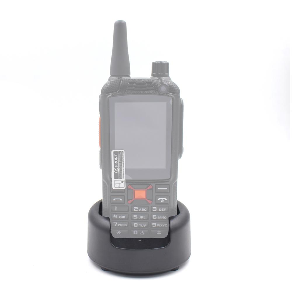 100% Original Desktop Charger For Android GSM WCDMA Network 3G 4G Radio G22 G25  F22 F25 Walkie Talkie