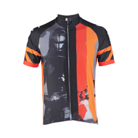 100 Polyester Racing MTB Bike Maillot Rock Racing Bike Clothing Siilenyond Ropa Cycling Clothing Ropa Ciclismo
