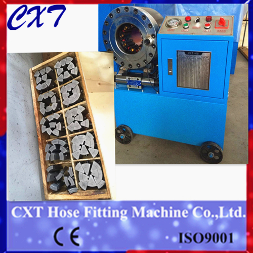 CXT68 hydraulic hose pipe swager automatic crimping machine for sale  sc 1 st  AliExpress.com & CXT68 hydraulic hose pipe swager automatic crimping machine for sale ...
