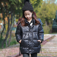2018 New Baby Girls Down Coats Kids Winter Coat Thickened Warm Children Winter Jacket Toddler Outerwear Snowsuit Clothes,#3651