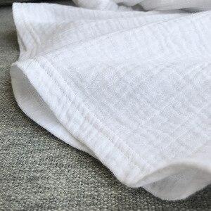Image 5 - Neue Pyjamas frauen 100% Baumwolle Koreanische Lose Langarm Hosen Dünne Beiläufige Minimalistischen Zwei stück Pyjamas Frauen Pijama hause Anzug