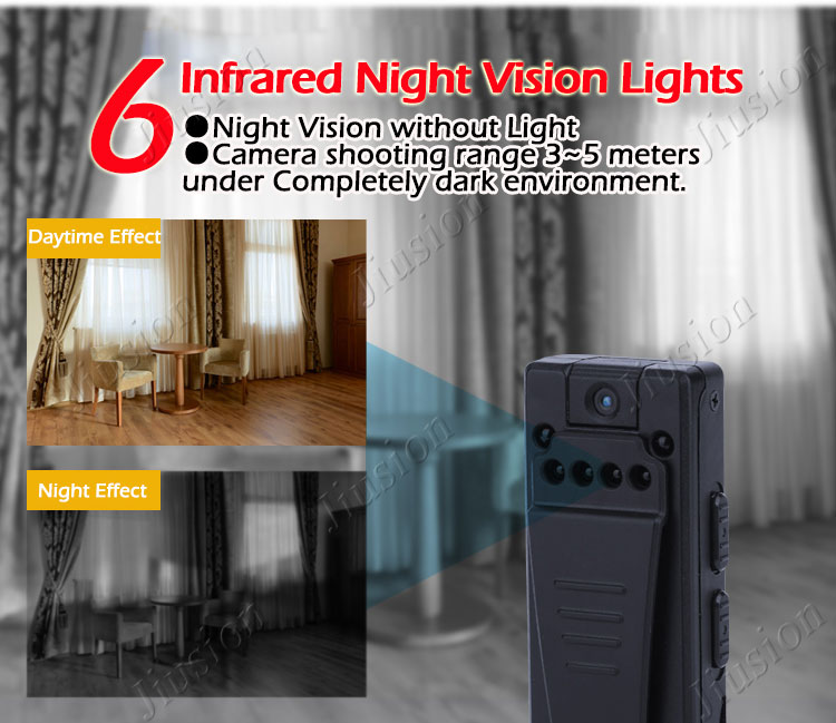 5M Infrared Night Vision Webcam 1080P with Motion Sensor 3