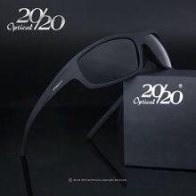 20 20 Óptico Marca 2017 Nuevas Gafas de sol Polarizadas gafas de Sol Hombres  Oculos gafas de sol de Moda Masculina Gafas de Sol . 02c55a66ddf5