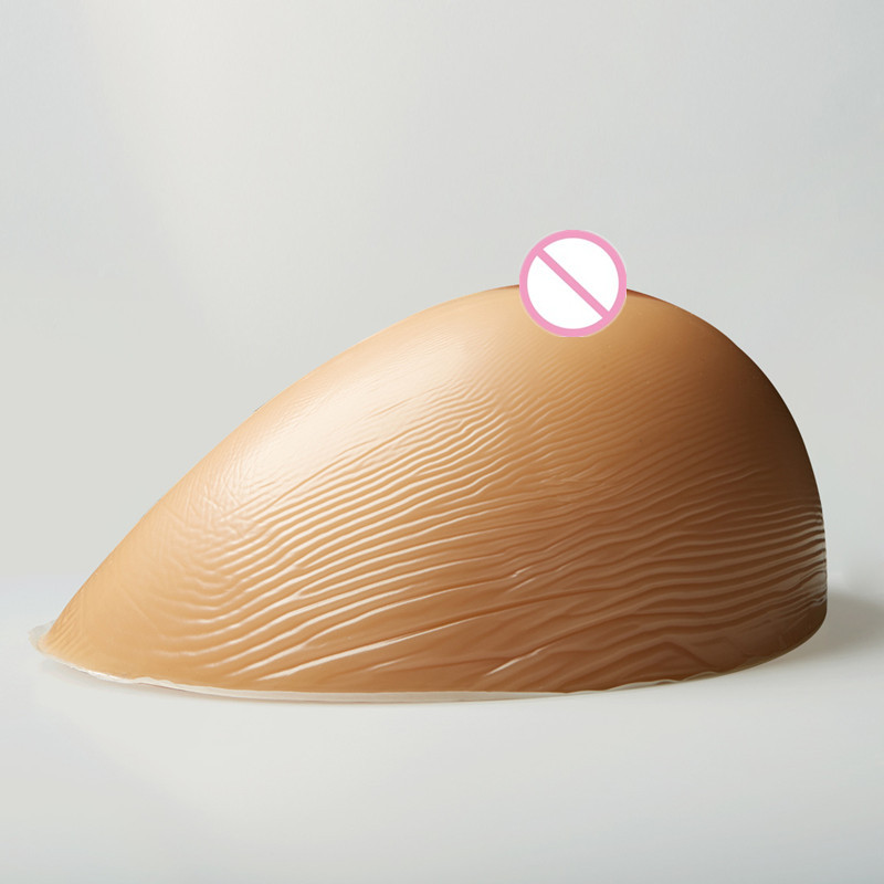 Topleeve 1400g/pair 38D 40C Realistic touch Feeling Silicone False Fake Breast Boob Forms Enhancer Crossdress Transvestite user 5000g silicone false breast fake boob shemale huge breast forms drag queen enhancer crossdress transvestite user dark beige