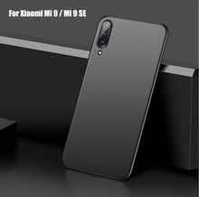 For Xiaomi 9 Case Slim PC Frosted Hard Protective Mi Mi9 Full Coverage SE Cover