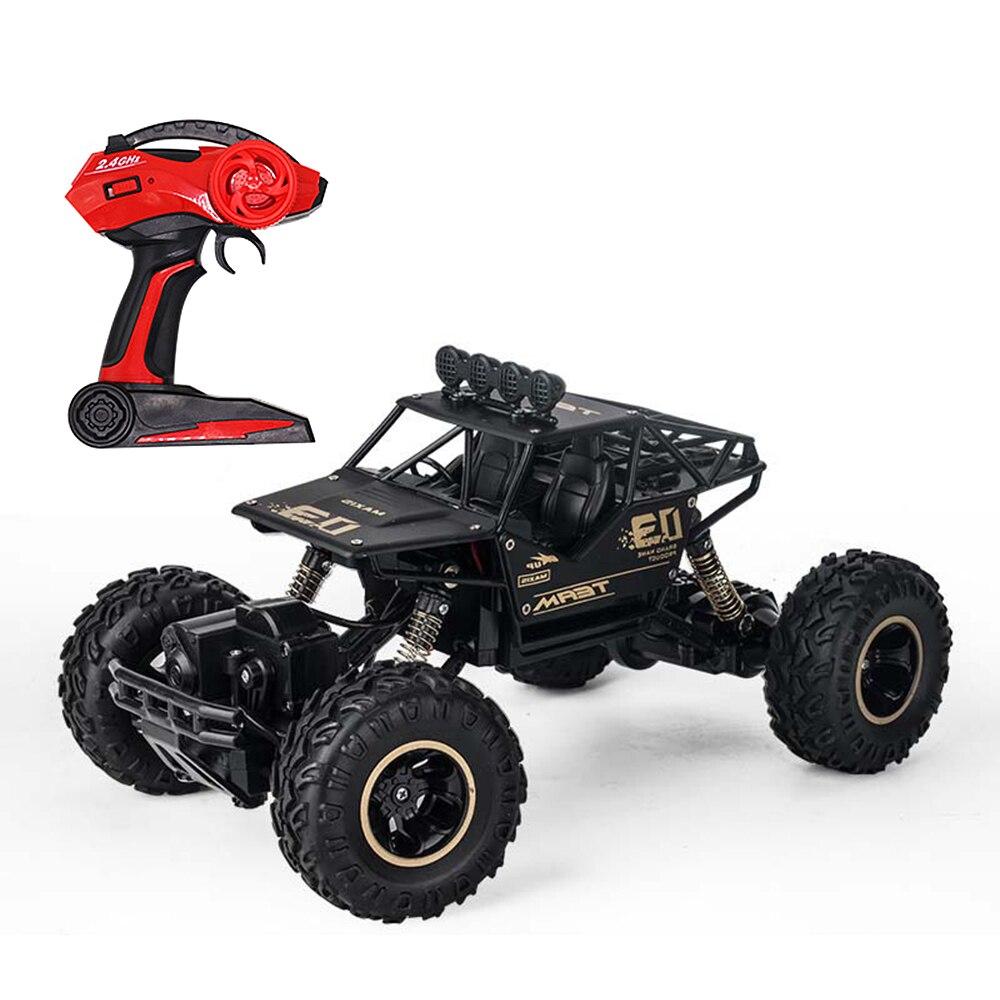 Fernbedienung Spielzeug Sammeln & Seltenes Rc Auto Rock Crawler Fahren Auto Stick Bigfoot Fernbedienung Auto Modell Fahrzeug Spielzeug Rc Auto Drift Maschinen Schrecklicher Wert