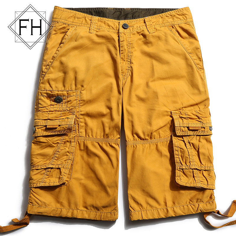 Popular Cotton Khaki Shorts-Buy Cheap Cotton Khaki Shorts lots ...