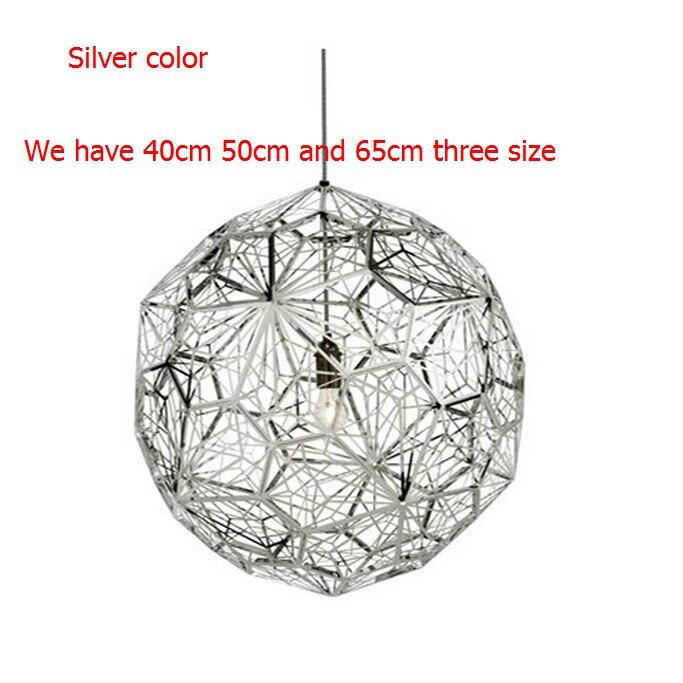 Etch Web Light Vintage Modern Nordico Pendant Lamp D38cm/46cm/56cm/65cm Etch Web Light Edison Pendant LightEtch Web Light Vintage Modern Nordico Pendant Lamp D38cm/46cm/56cm/65cm Etch Web Light Edison Pendant Light