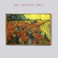 Van gogh Of Vincent van Gogh Handmade Reproduction Oil Painting On Canvas Wall Art Picture For Living Room Home Decoration