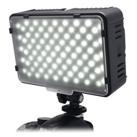 Mcoplus 168 LED Video Light On Camera Photographic Photography Panel Lighting for Canon Nikon Sony DV Camera Camcorder VS CN 160