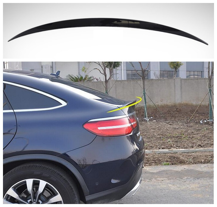 Car Spoiler For Mercedes Benz GLE Class Coupe C292 AMG