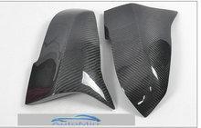 2015 боковое зеркало заднего вида покрытия шапки заменить (M3 стиль) Fit BMW X1 F20 F30 углерода Fibra 1 2 3 4 серии F23 F31 F32 F33 F36