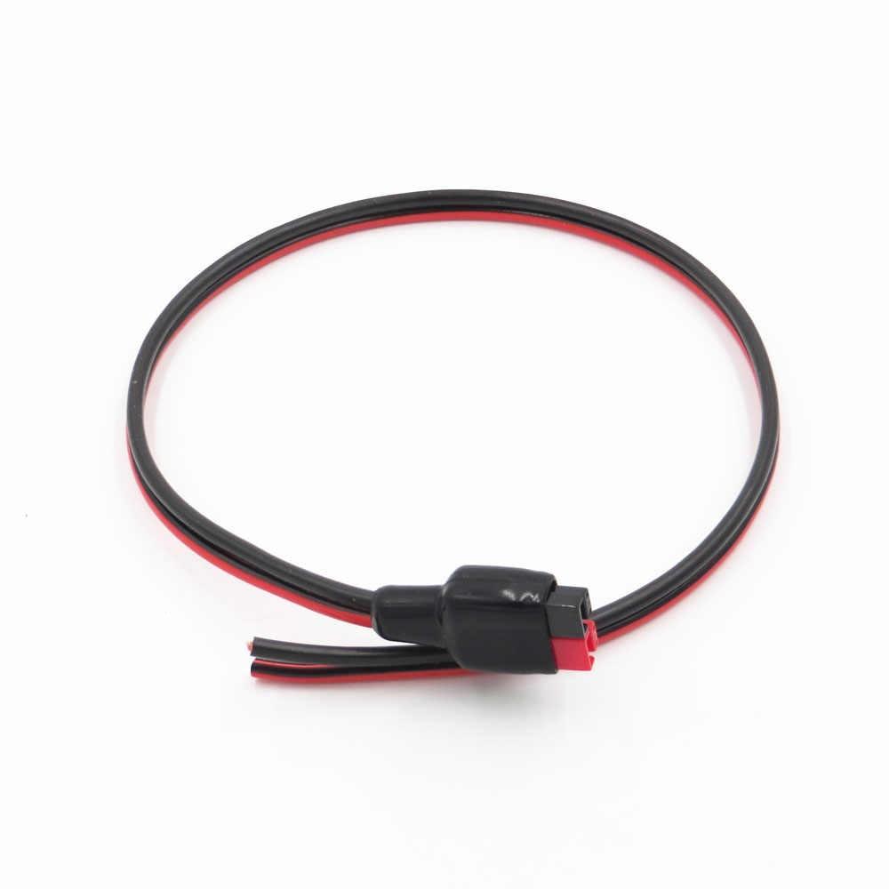 PP30 Powerbank Plug 50A 600 فولت تمديد كابل البطارية موصل الأسلاك الشمسية UPS RV بطارية السيارة الترفيهية بسرعة الاتصال