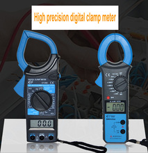 Digital Multimeter High Precision Clamp Meter 266/528A Ammeter Multifunction Auto Range Capacitance Meter цена