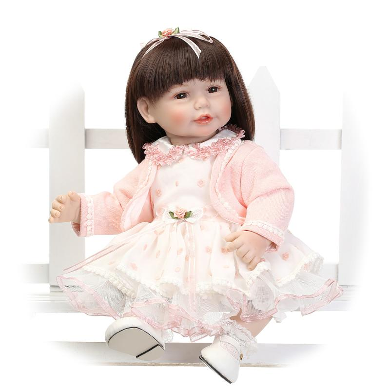 52cm Beautiful twins Lifelike Reborn Baby Dolls Vinyl Silicone Reborn Doll bebe reborn real Accompanying doll Toys for Girls BJD52cm Beautiful twins Lifelike Reborn Baby Dolls Vinyl Silicone Reborn Doll bebe reborn real Accompanying doll Toys for Girls BJD