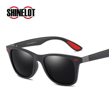 MS-100 hot selling tr90 mens 1.1TAC polarised sunglasses men