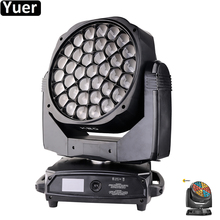New Wash Beam FX effect Stage Lighting K20 Color mixing 19x15W LED Big Bee Eye Moving Head Lights For DJ Disco Party KTV