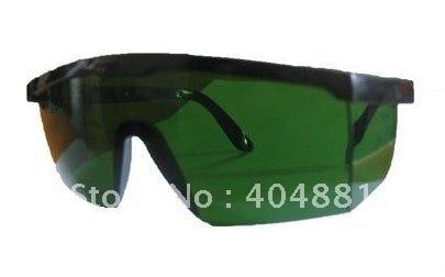 laser safety glasses protection wavelength: 190-400nm & 950-1800nm ,CE, O.D 4+ VLT>50% laser head hdv 1800