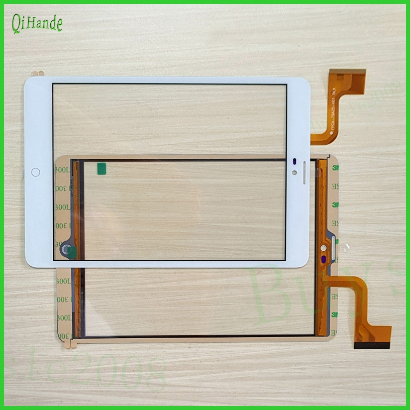 White New 7.9'' Inch Touch Screen For FPCA-79A25-V01 BLX Glass Panel Digitizer Lens Replacement Free Shipping