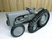 Редкий 1:16 5303 чай 20 с половиной трек трактор farm модель автомобиля сплав Коллекционная модель