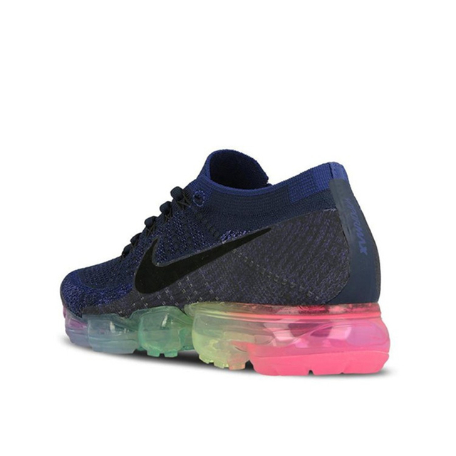Original Official Nike Air VaporMax Be True Flyknit Breathable Men's Running Shoes Sports Sneakers Athletic Mesh New Arrival 4