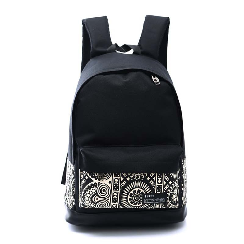 2018 New Korean Fashion Women Bagpack Oxford School Bags for Teenagers Girls Preppy Trav ...
