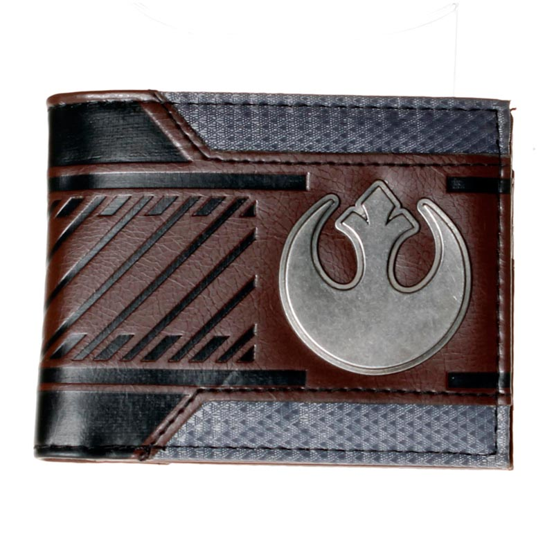 Star Wars wallet Darth Vader  animated cartoon wallet purse young students personality wallet Women Purse  DFT-1406 wallet