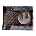 Star Wars Darth Vader de jóvenes estudiantes de dibujos animados monedero de la cartera billetera billetera personalidad DFT-1406