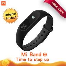 Первоначально Китай Xiaomi Band сенсорный время шаг номер сердечный ритм тест обнаружения сна напоминание соединение bluetooth App
