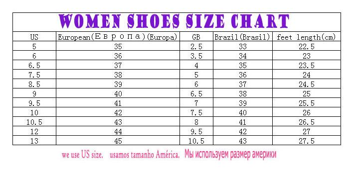 women shoe size chart brazilian: Shoe size chart conversion brazil usa kids shoe size converter