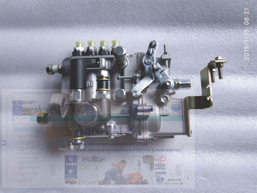 Foton Lovol TB504 tractor with Xinchai 495BT-21AX, the high pressure fuel pump (specialized for Foton Lovol), part number: Foton Lovol TB504 tractor with Xinchai 495BT-21AX, the high pressure fuel pump (specialized for Foton Lovol), part number: