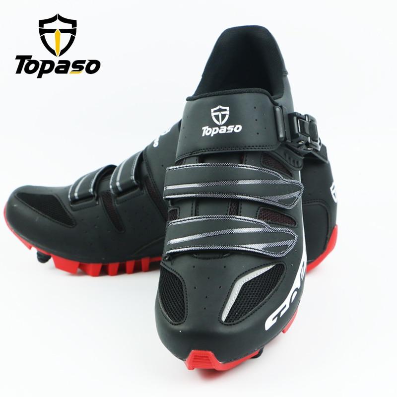 ФОТО Topaso Brand MTB Bike Cycling Shoes Sneakers Men Sapatilha Ciclismo MTB Zapatillas Deportivas Ciclismo Hombre Chaussure Homme