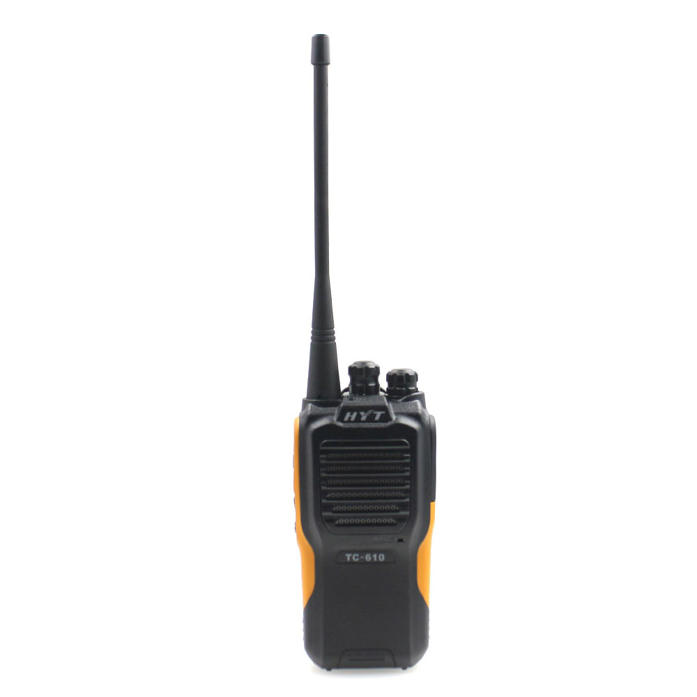 Cellphones & Telecommunications Honest Hyt Tc-610 Vhf 136-174mhz Hand-held Analogue Radio 16channel Professional Walkie Talkie Ip66 Dust/water Protection Two Way Radio Complete Range Of Articles