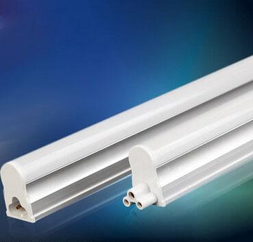 цена 4pcs/lot, LED T5 Tube 220V/110V  9W/ 600mm/ Linkable /No Dark Zone /Under Cabinet / Kitchen/ Showcase Lighting Fixture For Home онлайн в 2017 году