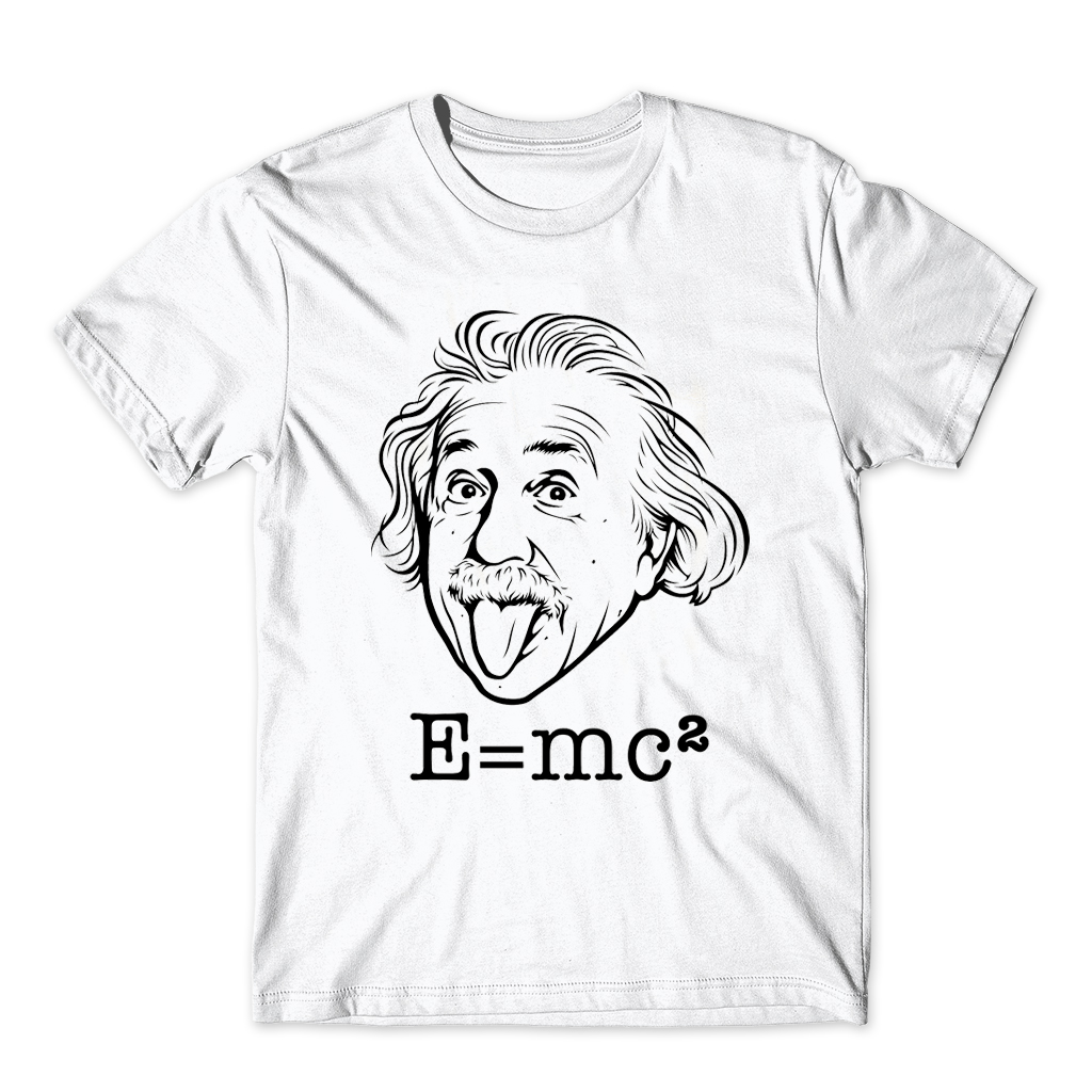 Albert Einstein Emc2